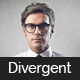Divergent - Vcard Resume WordPress Theme