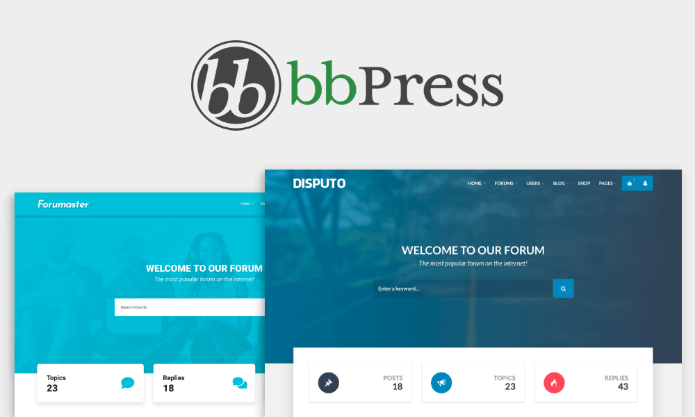Best WordPress bbPress Forum Themes for 2020