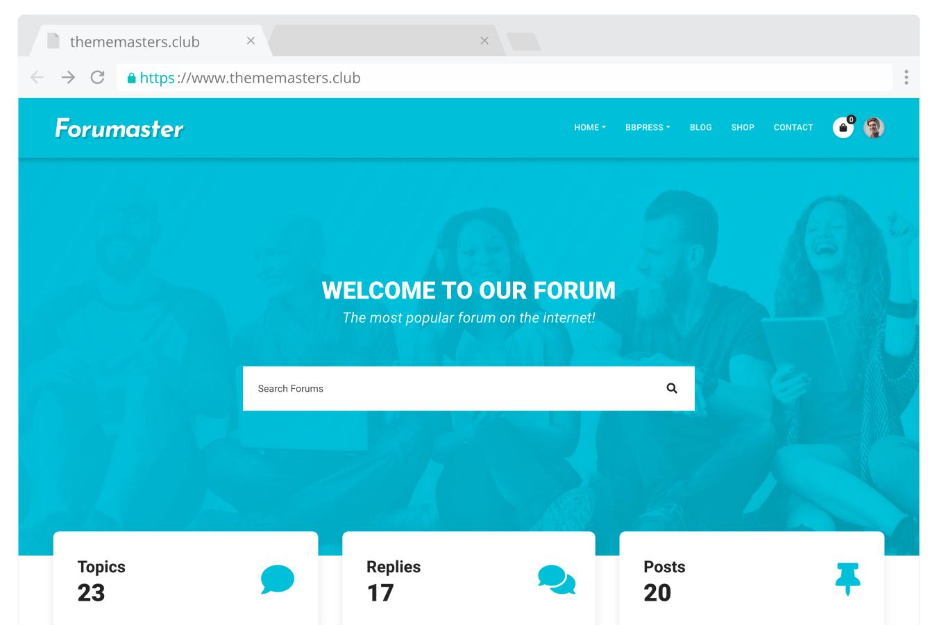 Forumaster